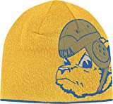 NCAA adidas UCLA Bruins Vault Reversible Knit Beanie - True Blue/Gold at Amazon.com
