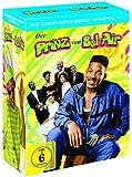 Der Prinz von Bel-Air - Die komplette Serie (Staffel 1-6) (exklusiv bei Amazon.de) [Limited Edition] [23 DVDs]
