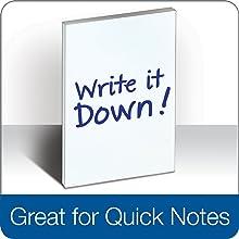 TOPS Memo Pads, 4 x 6-Inch, White, 100 Sheets per Pad, 12 Pads per Pack (7821)