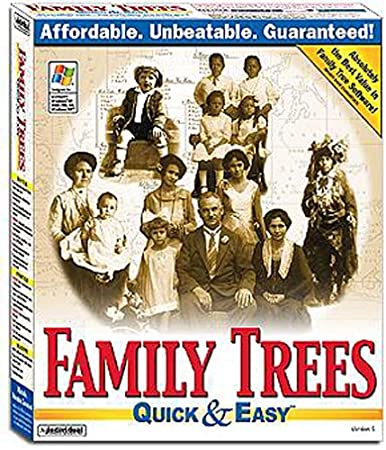 Family Trees Quick & Easy 5.0