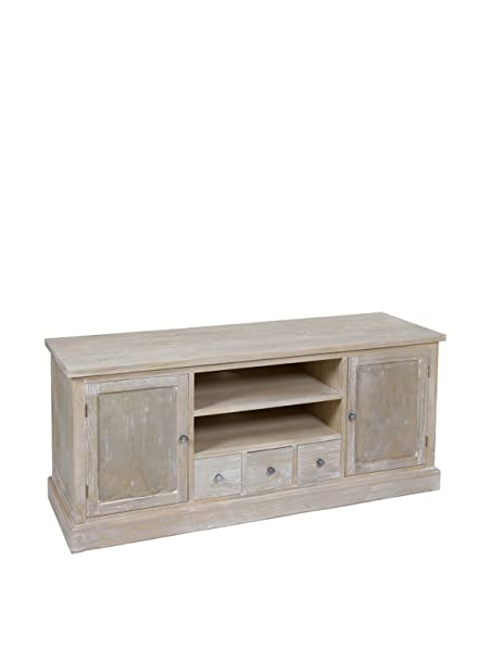COLONIAL CHIC Mueble Para Tv Paula