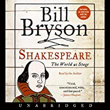Shakespeare: The World as Stage Audiobook by Bill Bryson Narrated by Bill Bryson