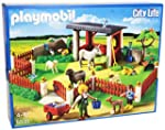 Playmobil 5531 City Life Vets Outdoor...