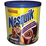 Nesquik Mix Chocolate Hispanic, 14.1 oz