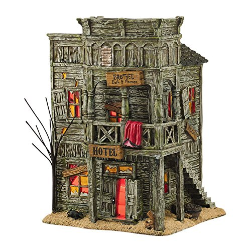 Department 56 Last Chance Hotel (Last Chance Hotel compare prices)