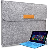 Inateck Case for 12-Inch Microsoft Surface Pro 4 & 3 Tablets (SP1003)
