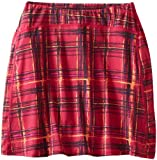Skirt Sports Girl's Happy Skirt, Aberdeen Print, Medium