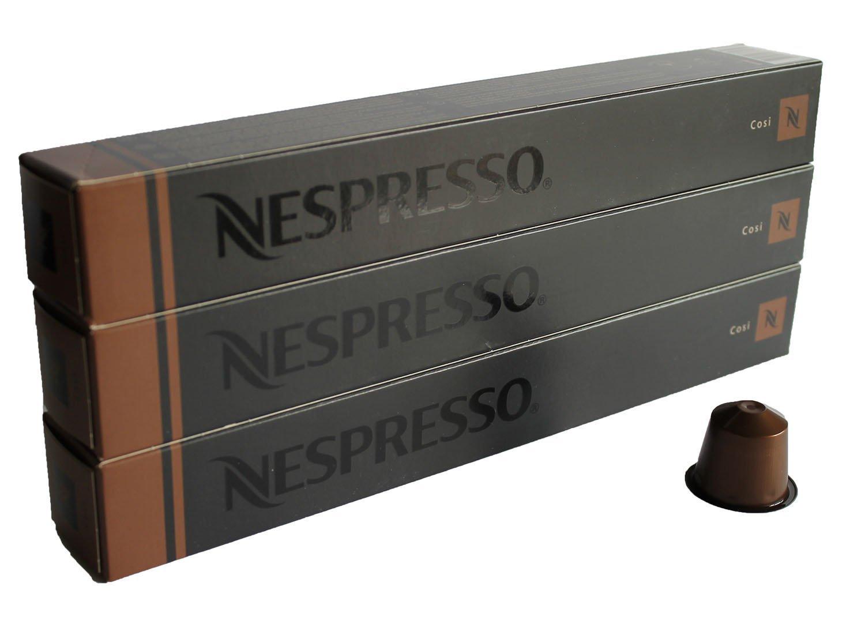 Cosi nespresso