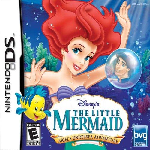 Disney's The Little Mermaid: Ariel's Underseas Adventure