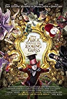Alice Through the Looking Glass (BD + DVD + Digital HD) [Blu-ray] from Walt Disney Studios