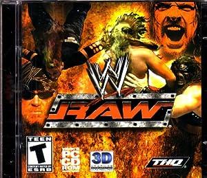 WWE Raw (Jewel Case) - PC