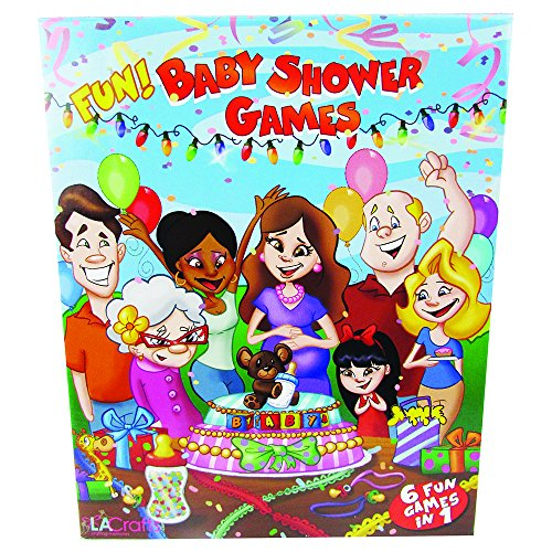 My Water Broke PLUS +5 Additional Games Baby Shower Games! - 1