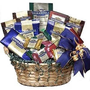 gift basket for valentine