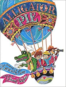 "Cover of ""Alligator Pie (Collector's Edit..."