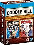 Scott Pilgrim vs. The World / Paul - Double Pack [Blu-ray]