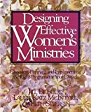 img - for Designing Effective Women's Ministries by Jill Briscoe (1995-06-12) book / textbook / text book