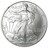 2005 - 1 oz American Silver Eagle .999 Fine Silver Dollar Uncirculated US Mint