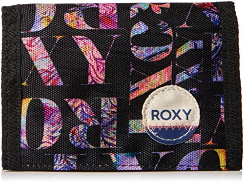 Roxy donna Portafogli SMALL J, Nero, taglia unica, ERJAA03137 - KVJ7 - 1SZ