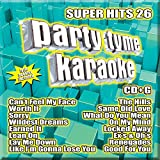 Party Tyme Karaoke - Super Hits 26 [16-song CD+G]