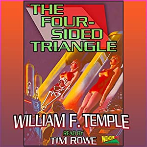 The Four-Sided Triangle Audiobook