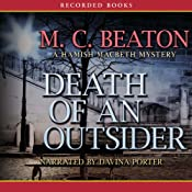 Death of an Outsider: A Hamish Macbeth Mystery | [M. C. Beaton]