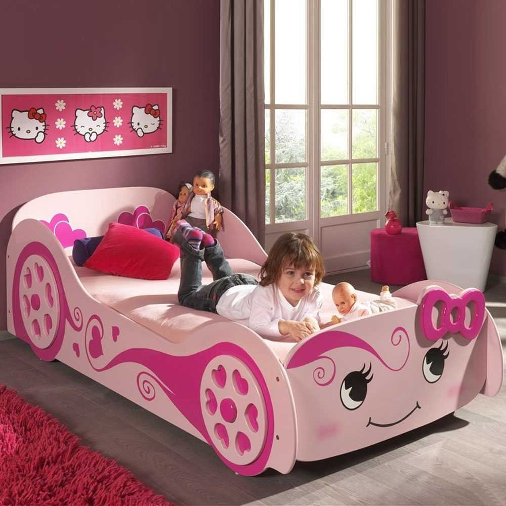 Kinderbett Hearty für Mädchen Pharao24