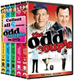 Cover art for  The Odd Couple - The Complete Series, Seasons 1-5
