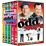 The Odd Couple - The Complete Series, Seasons 1-5 ~ Jack Klugman