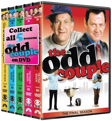 The Odd Couple - The Complete Series, Seasons 1-5 (Odd Couple Season 2 compare prices)