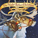 The Night Before Christmas Board Book (0060739177) by Moore, Clement C.