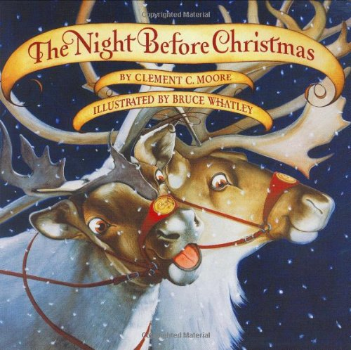 The Night Before Christmas Board Book