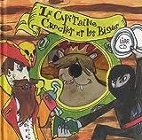 echange, troc Ian Sab, Daevid Loyza - Le monde des 7 Lacs : Le capitaine Crochet et les bisous (1CD audio)