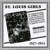 echange, troc Various Artists - St Louis Girls 1927-34