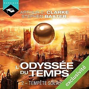 Tempête solaire (L'Odyssée du Temps 2) | Livre audio
