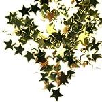 Beistle 50621-GD Fanci-Fetti Stars Pa...