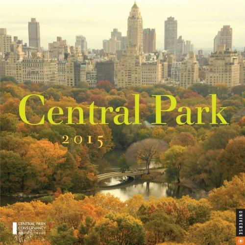 Central Park 2015 Wall Calendar