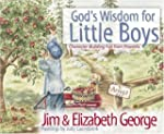 God's Wisdom For Little Boys: Charact...