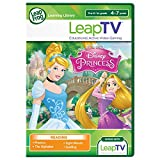 LeapFrog LeapTV: Disney Princess: Cinderella And Rapunzel Educational, Active Video Game Game