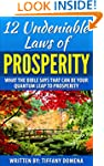 12 Undeniable Laws For Prosperity: Wh...
