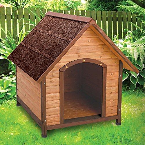 Premium Plus A-Frame Dog House - Small