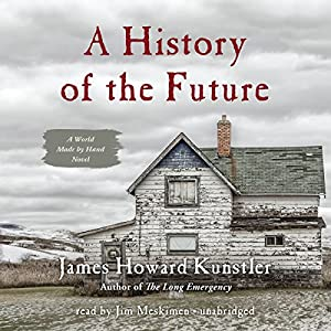 A History of the Future Audiobook