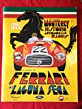 img - for 21st Annual Monterey Historic Automobile Races August 26,27,28 1994 - A Salute to Ferrari at Laguna Seca - Race Program book / textbook / text book