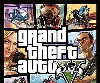 グランド・セフト・オートV(初回生産特典:ゲーム内通貨GTA$100万ドル分の DLC同梱)