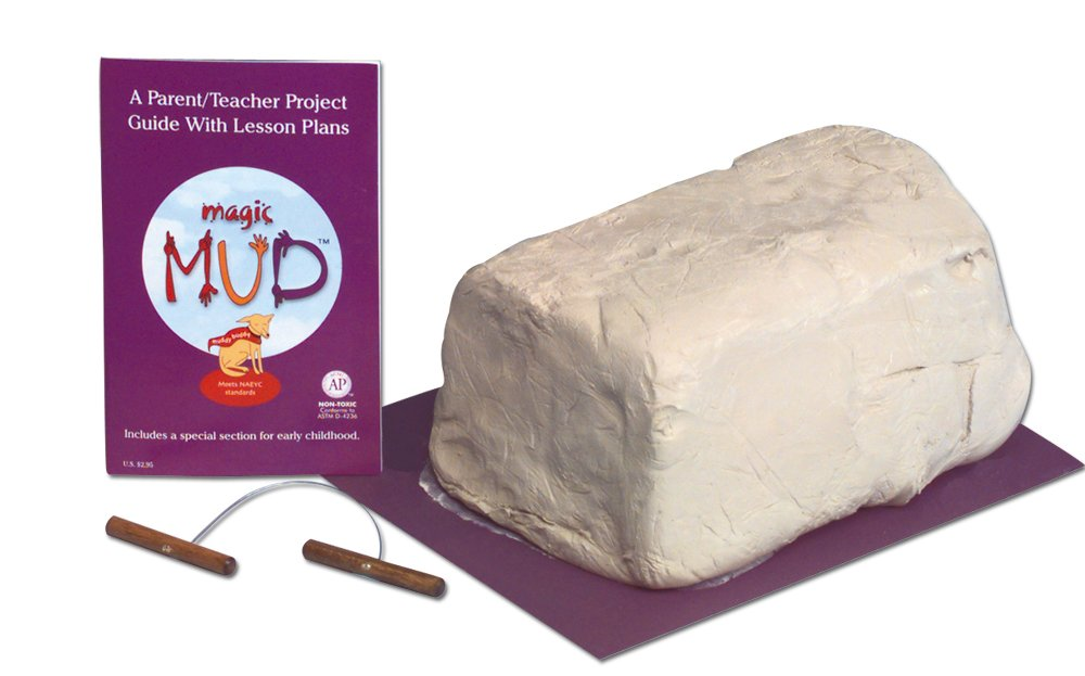 Natural Modeling Clay Modeling Clay Project Kit