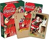 Coca Cola Santa set of 52 playing cards (nm)