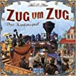Asmodee - Days of Wonder 200490 - Zug um Zug - Das Kartenspiel