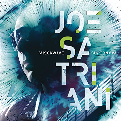 Joe Satriani - Shockwave Supernova - Zortam Music