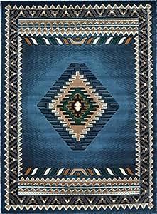 rugs 4 less collection southwest native american indian area rug design r4l 143. Black Bedroom Furniture Sets. Home Design Ideas