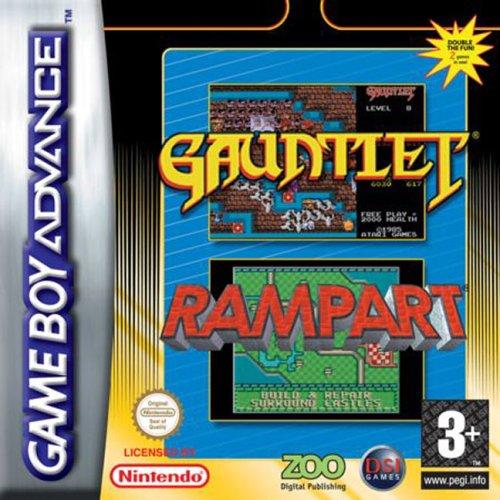 Gauntlet Rampart - Game Boy Advance - PAL