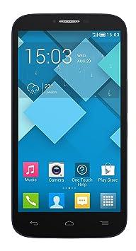 Alcatel C9 DS Smartphone débloqué (Ecran: 5,5 pouces - 4 Go - Double SIM) Noir (import Europe)